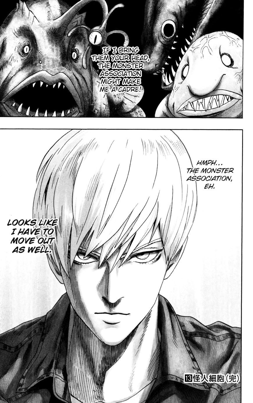 One Punch Man Chapter 70.5 Read Online Image 13