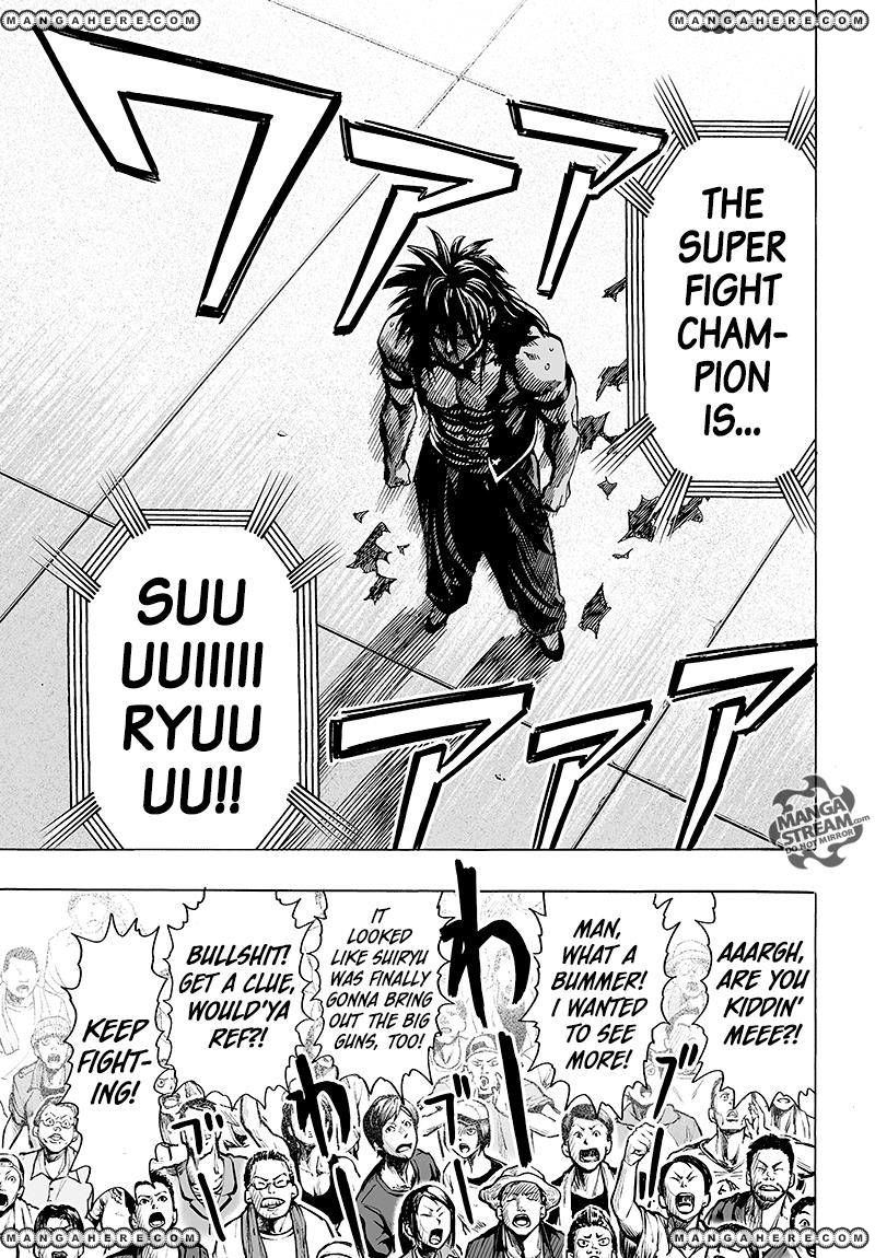 One Punch Man Chapter 71 Read Online Image 8