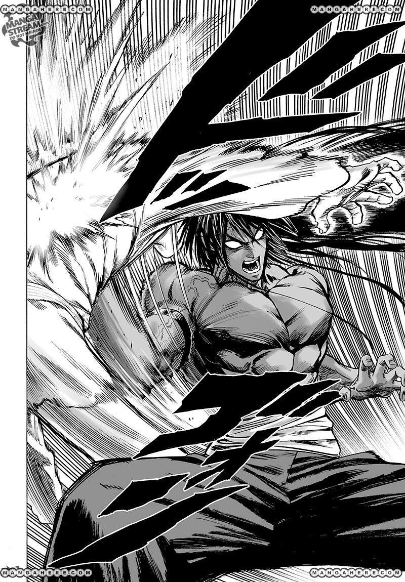One Punch Man Chapter 71 Read Online Image 25