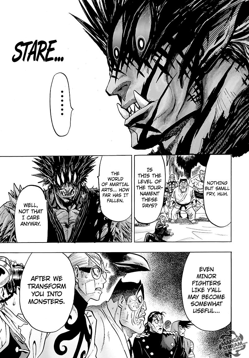 One Punch Man Chapter 72 Read Online Image 3