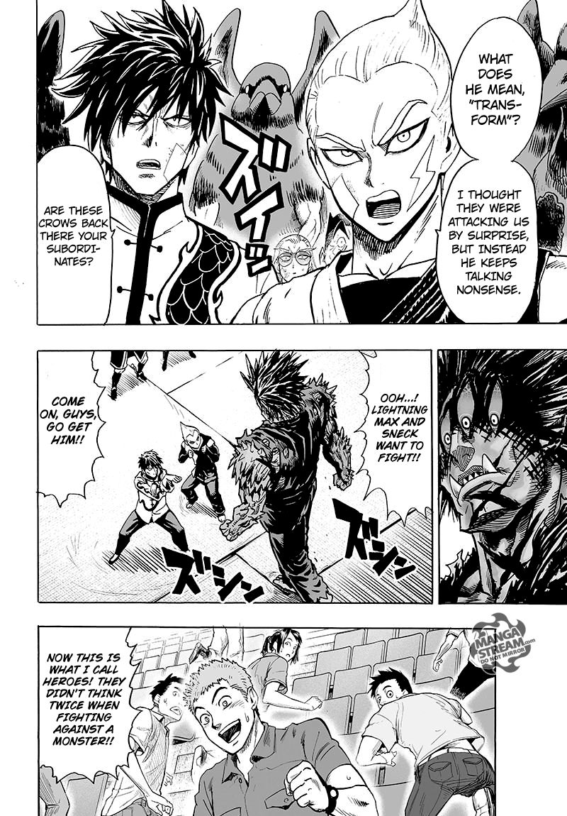 One Punch Man Chapter 72 Read Online Image 4