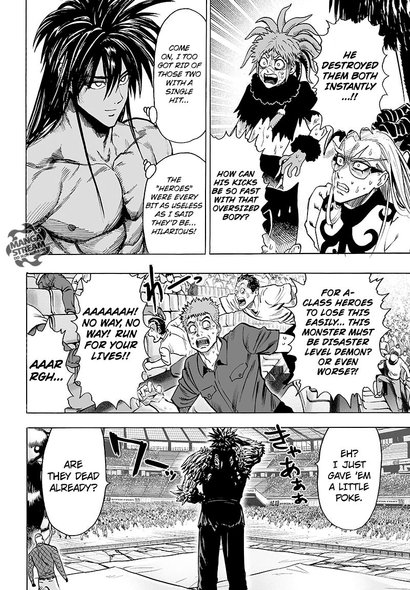 One Punch Man Chapter 72 Read Online Image 6