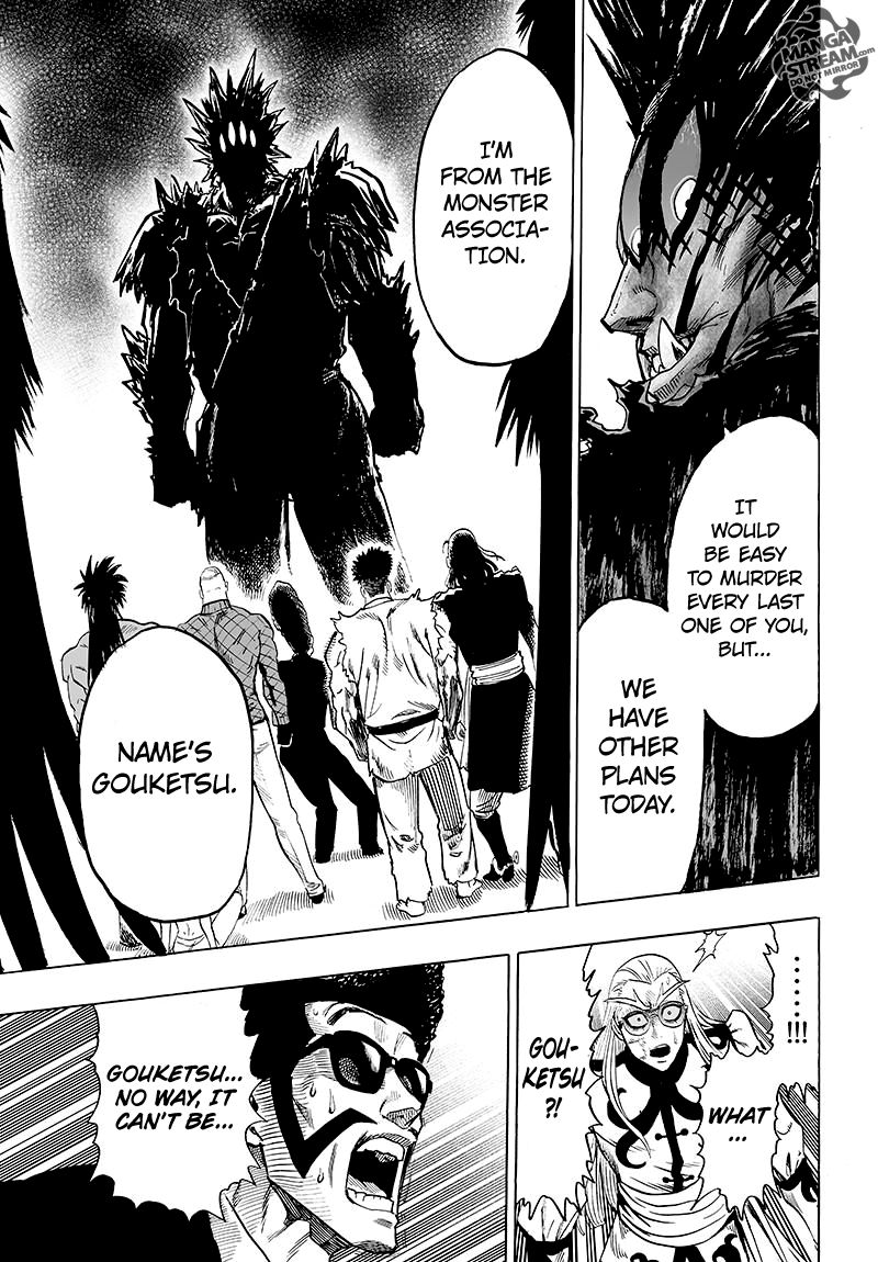 One Punch Man Chapter 72 Read Online Image 7