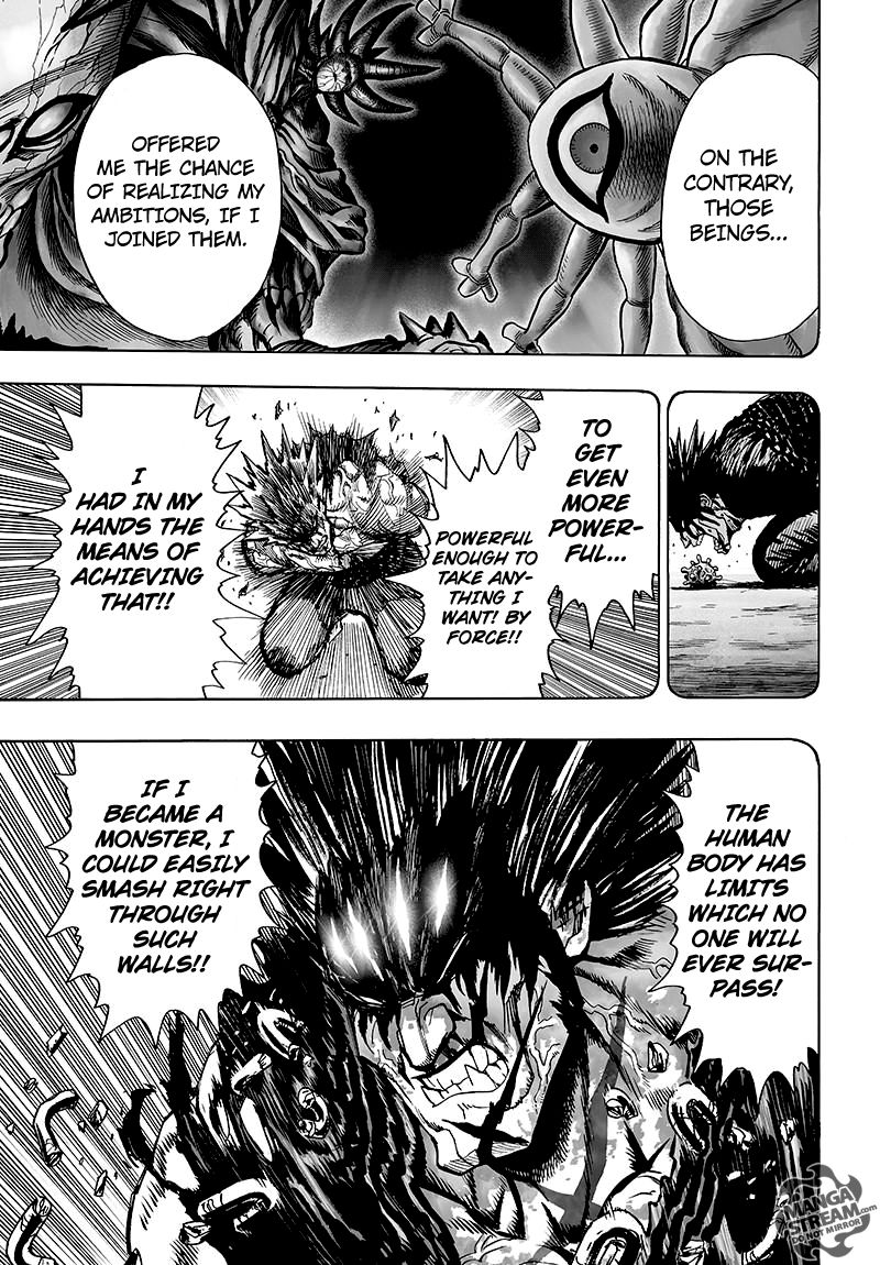 One Punch Man Chapter 72 Read Online Image 11