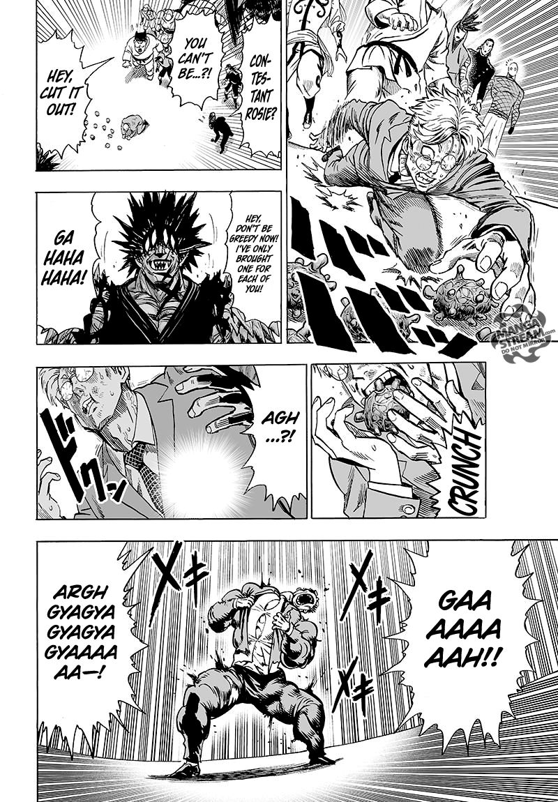 One Punch Man Chapter 72 Read Online Image 14