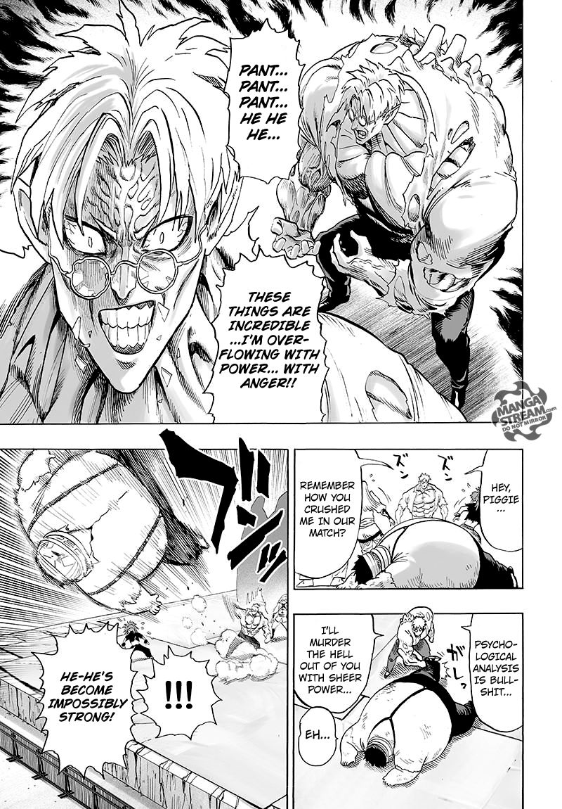 One Punch Man Chapter 72 Read Online Image 15