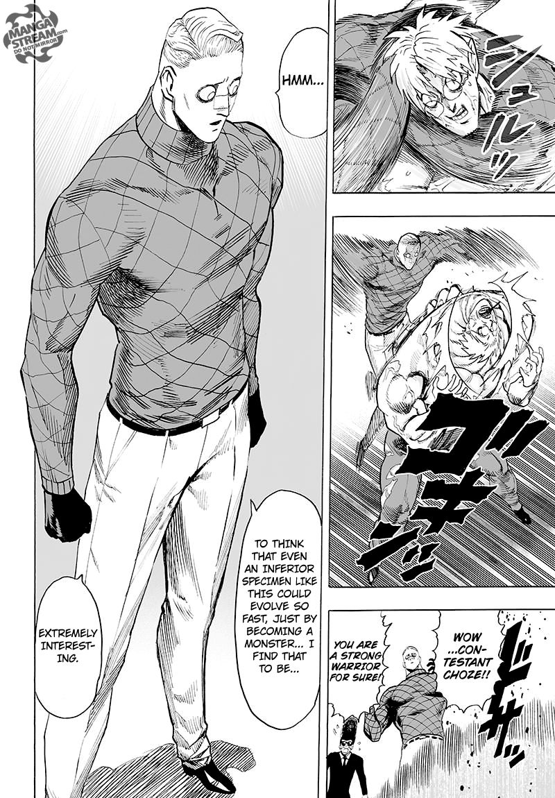 One Punch Man Chapter 72 Read Online Image 16