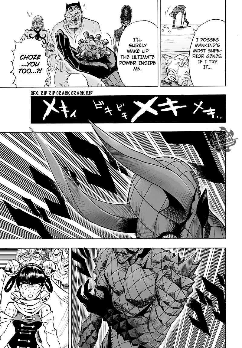 One Punch Man Chapter 72 Read Online Image 17