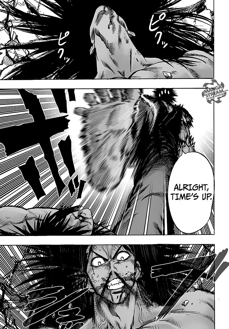 One Punch Man Chapter 73 Read Online Image 2