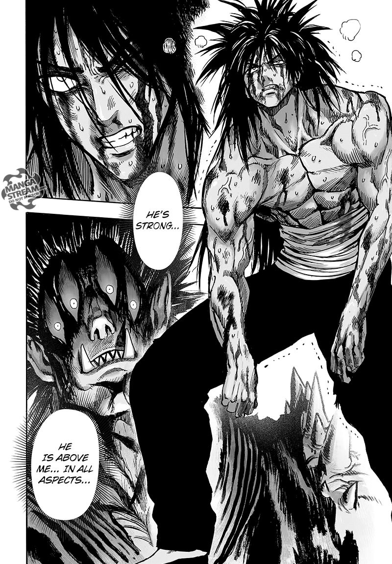 One Punch Man Chapter 73 Read Online Image 17