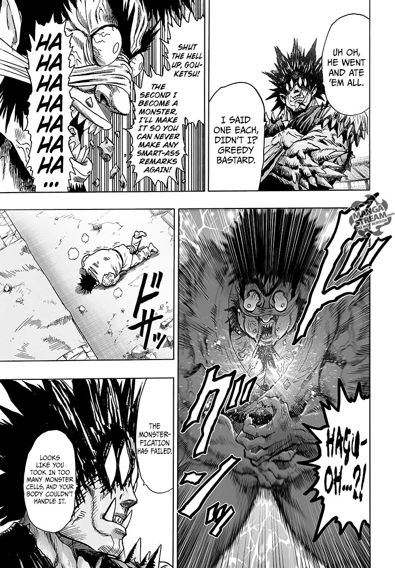 One Punch Man Chapter 73 Read Online Image 26