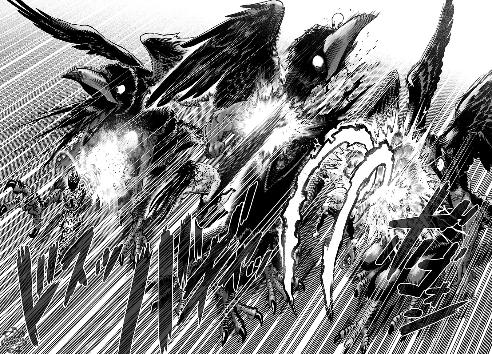 One Punch Man Chapter 73 Read Online Image 33