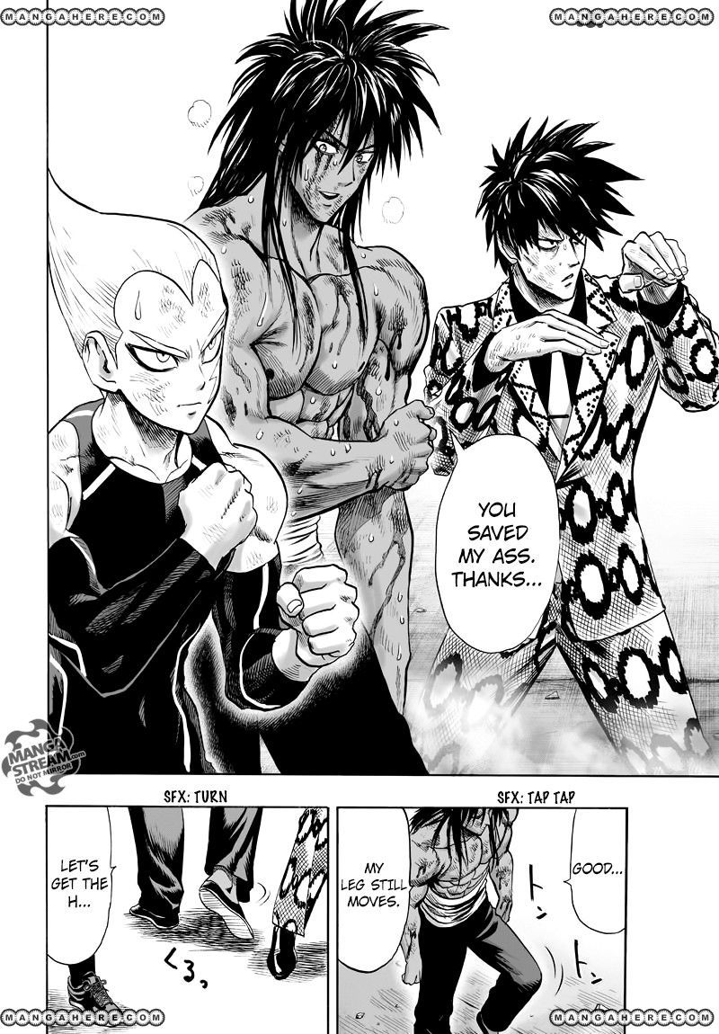 One Punch Man Chapter 73.2 Read Online Image 3