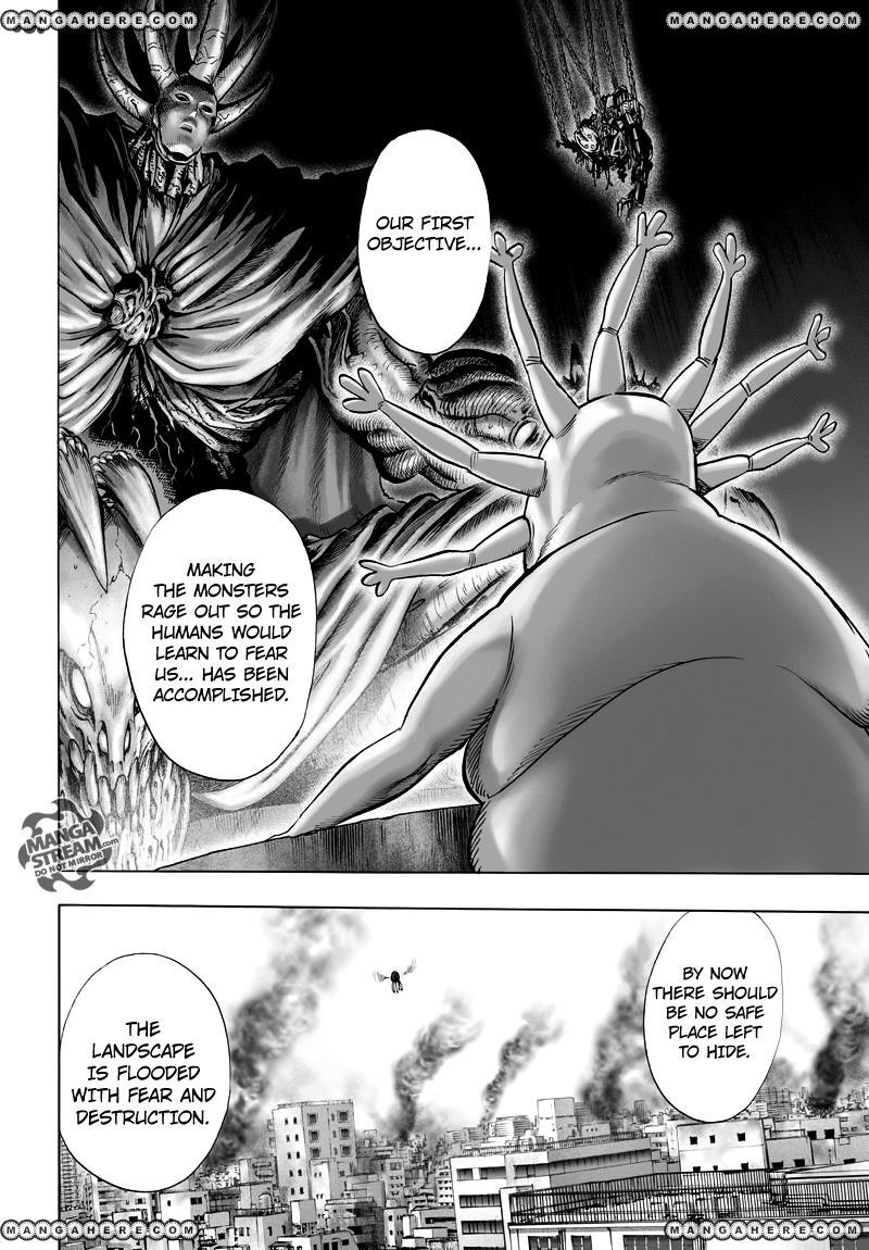 One Punch Man Chapter 74 Read Online Image 2