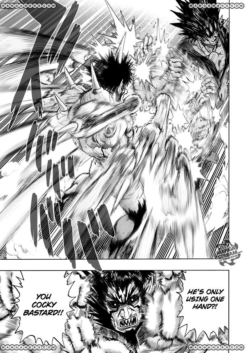 One Punch Man Chapter 74 Read Online Image 15