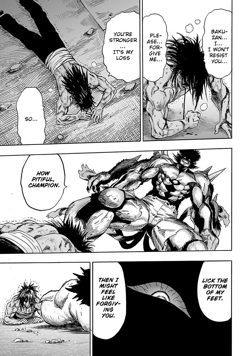 One Punch Man Chapter 74.2 Read Online Image 7