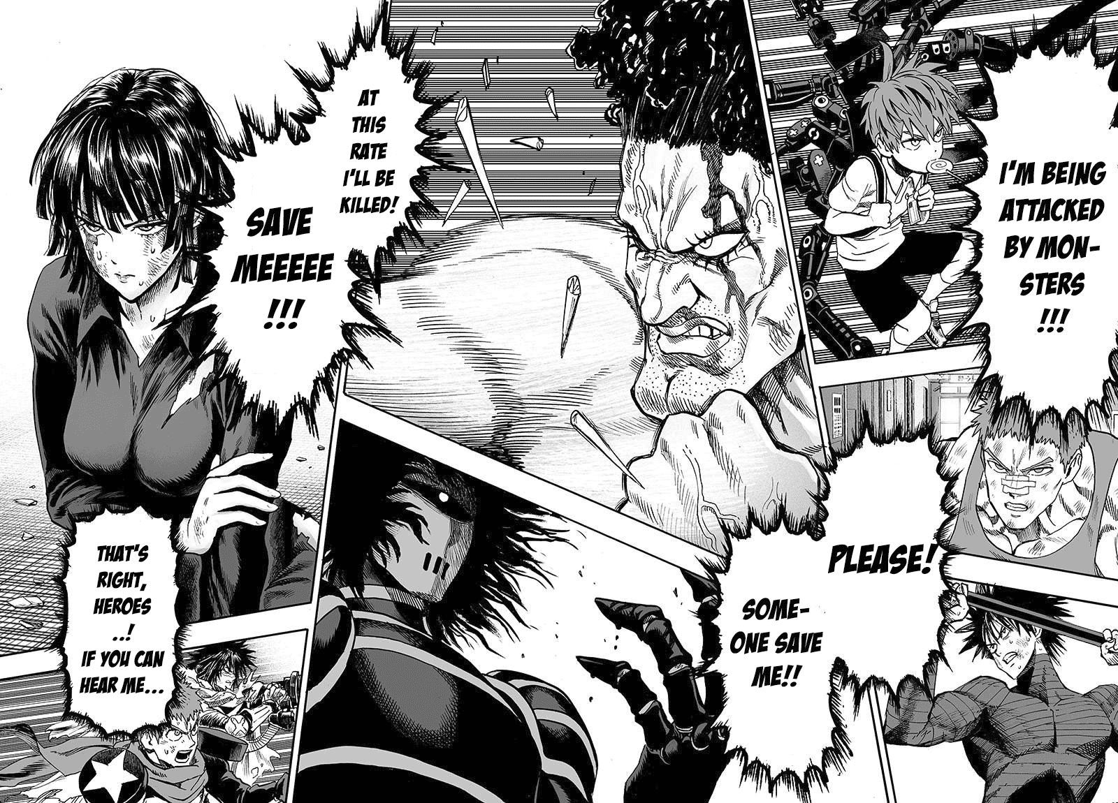 One Punch Man Chapter 74.2 Read Online Image 11