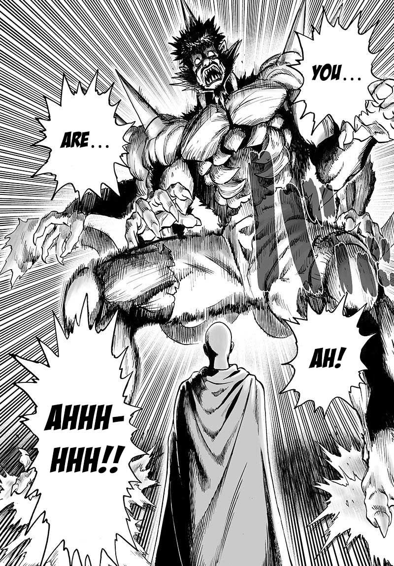 One Punch Man Chapter 75 Read Online Image 5