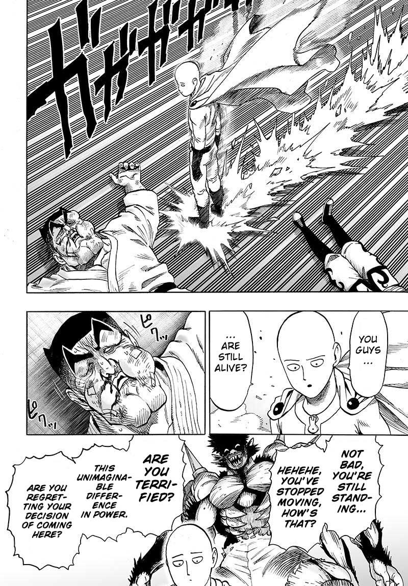 One Punch Man Chapter 75 Read Online Image 8