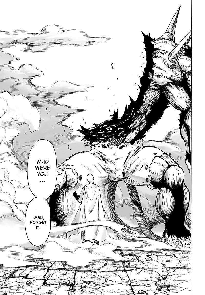 One Punch Man Chapter 75 Read Online Image 15