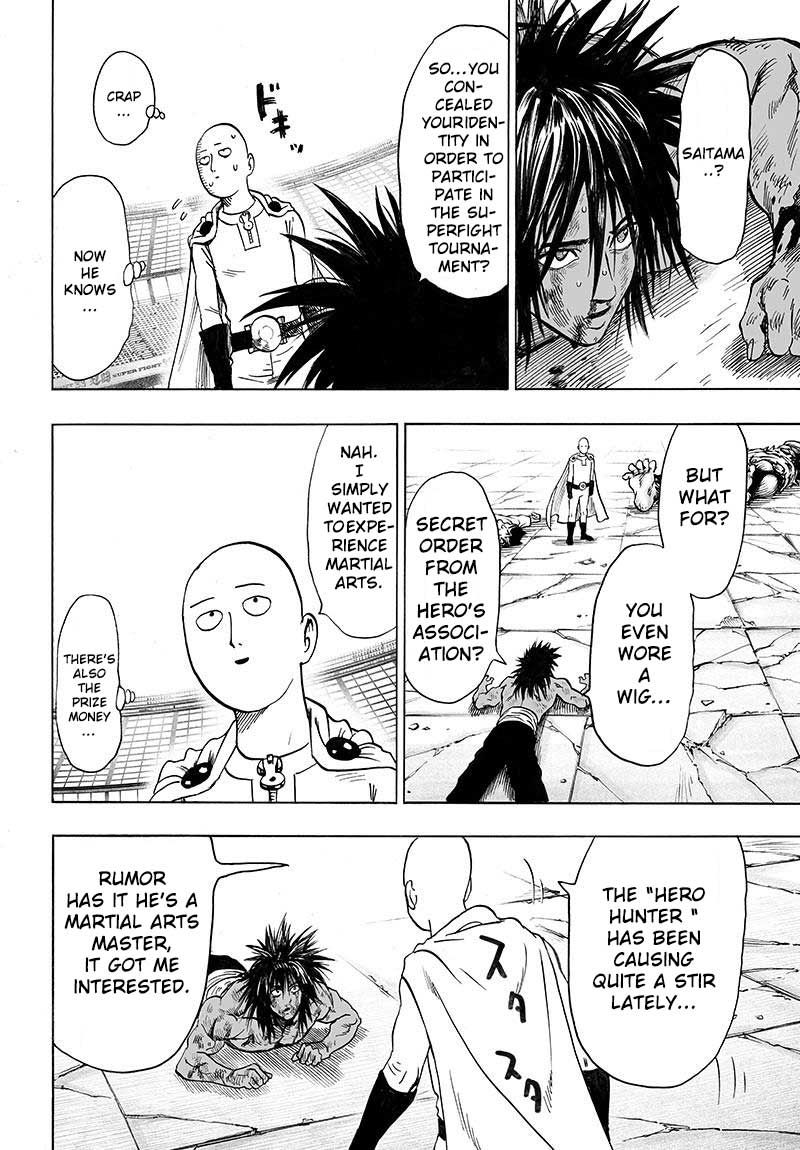 One Punch Man Chapter 75 Read Online Image 18