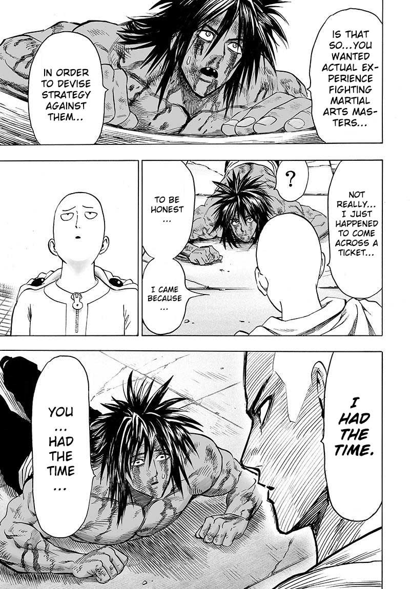 One Punch Man Chapter 75 Read Online Image 19