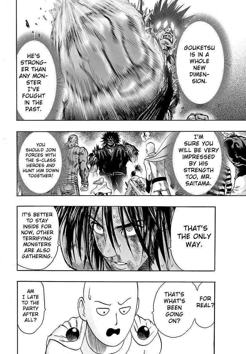 One Punch Man Chapter 75 Read Online Image 22