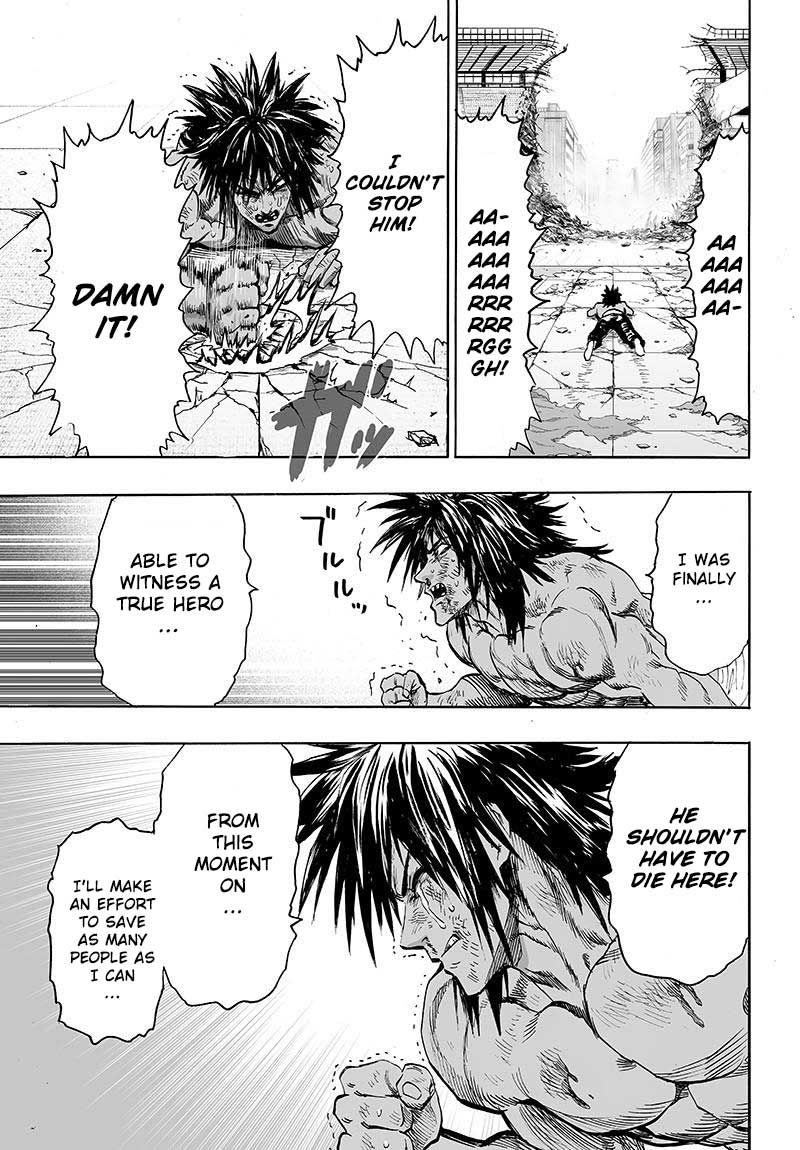 One Punch Man Chapter 75 Read Online Image 29