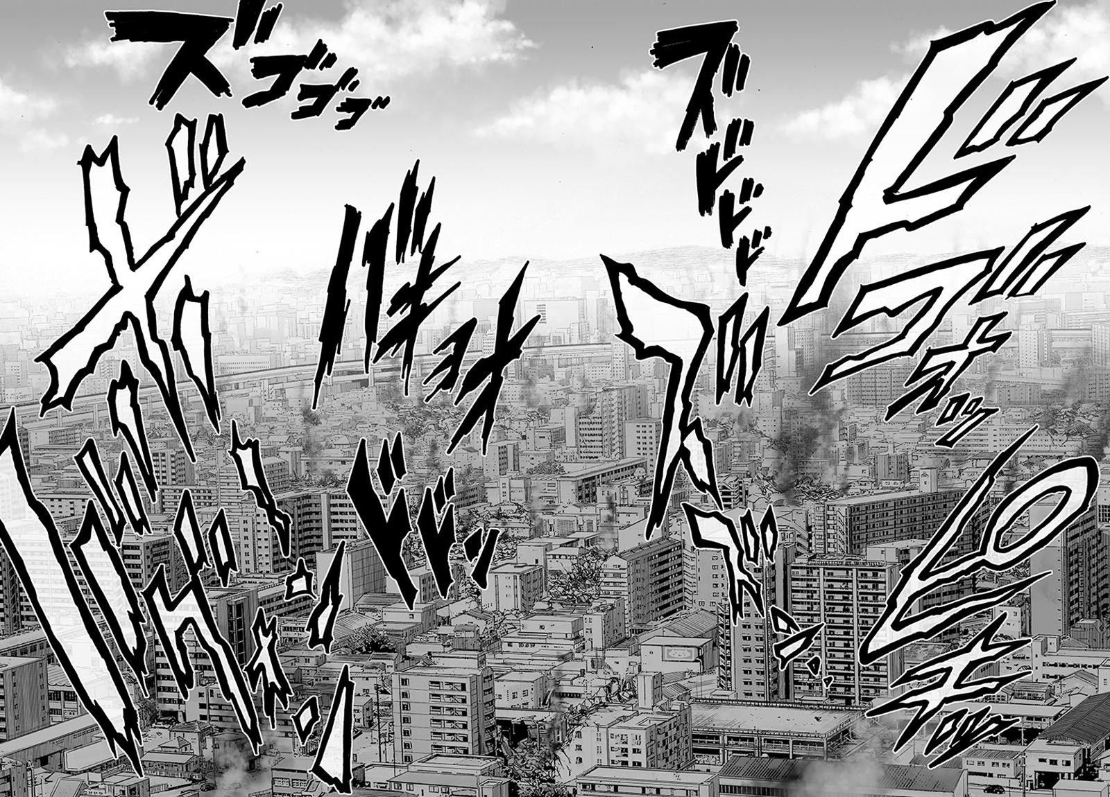 One Punch Man Chapter 75 Read Online Image 32