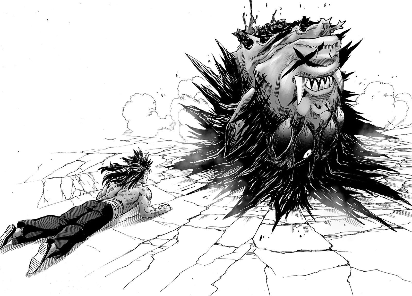 One Punch Man Chapter 75 Read Online Image 35