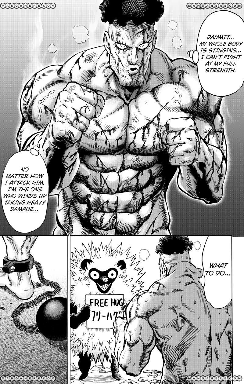One Punch Man Chapter 76 Read Online Image 3