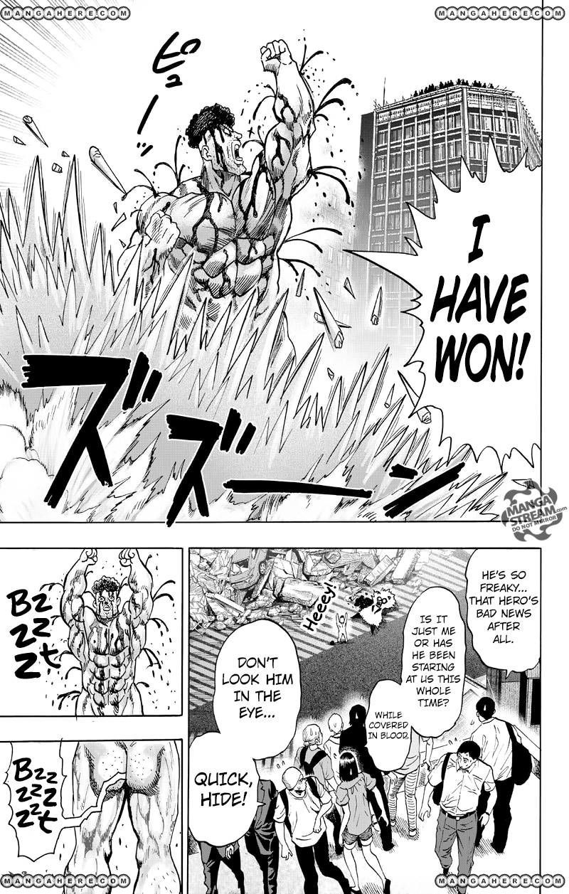 One Punch Man Chapter 76 Read Online Image 9