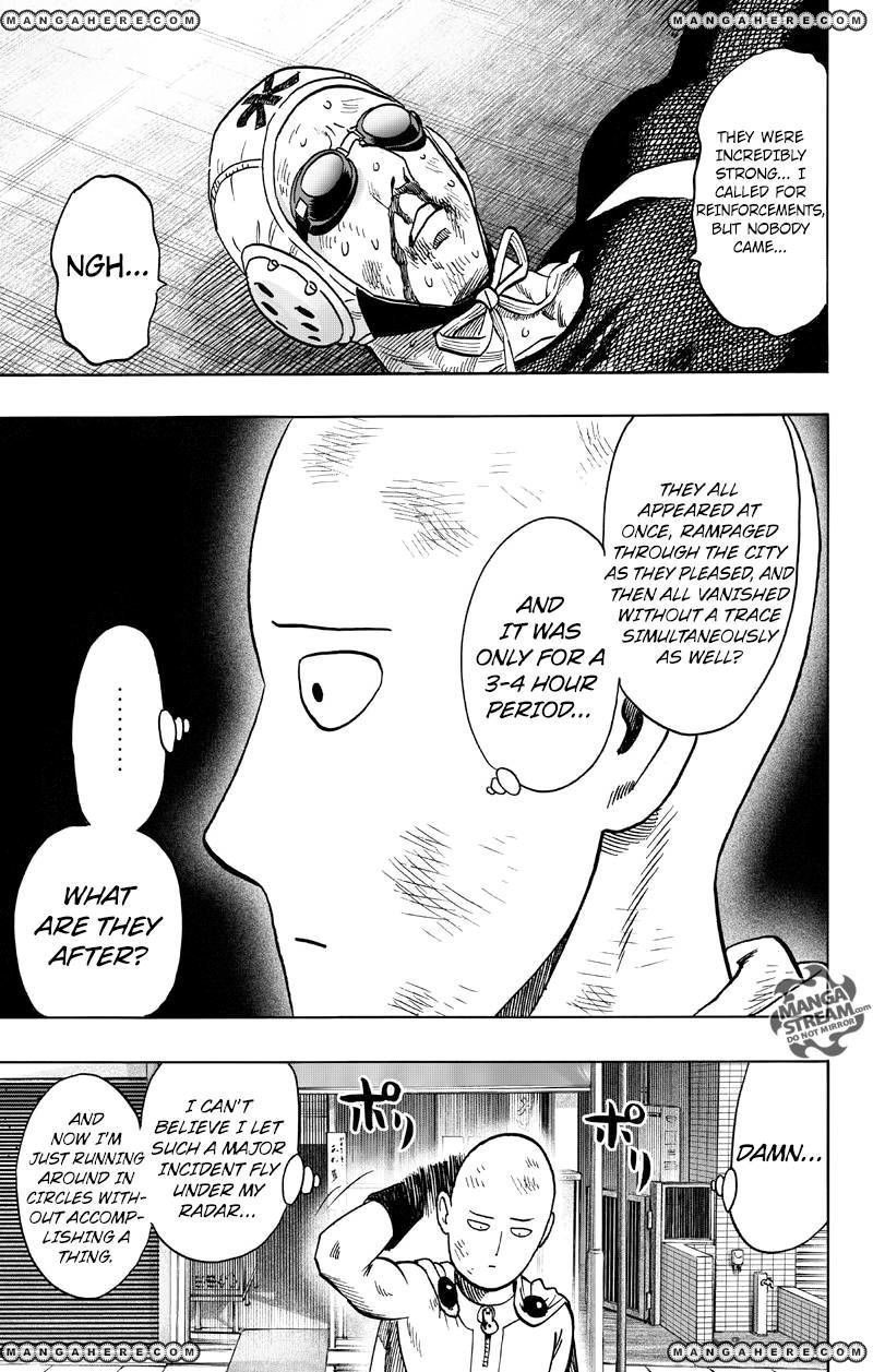 One Punch Man Chapter 76 Read Online Image 13