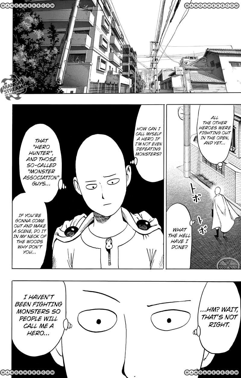 One Punch Man Chapter 76 Read Online Image 14