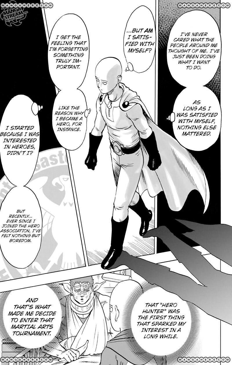 One Punch Man Chapter 76 Read Online Image 15