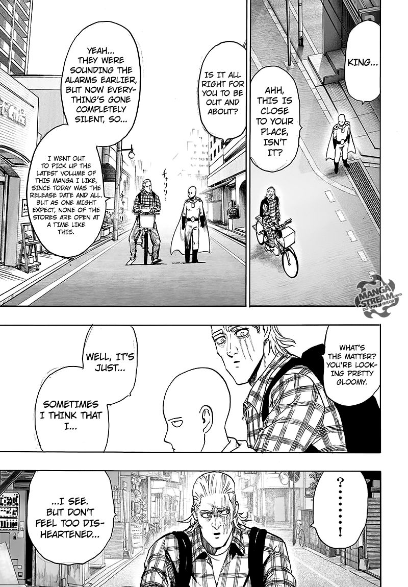One Punch Man Chapter 77 Read Online Image 3