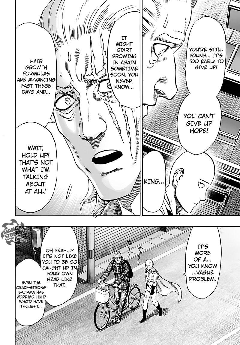 One Punch Man Chapter 77 Read Online Image 4