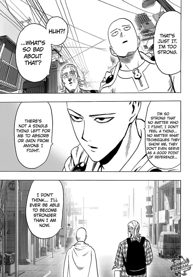 One Punch Man Chapter 77 Read Online Image 5