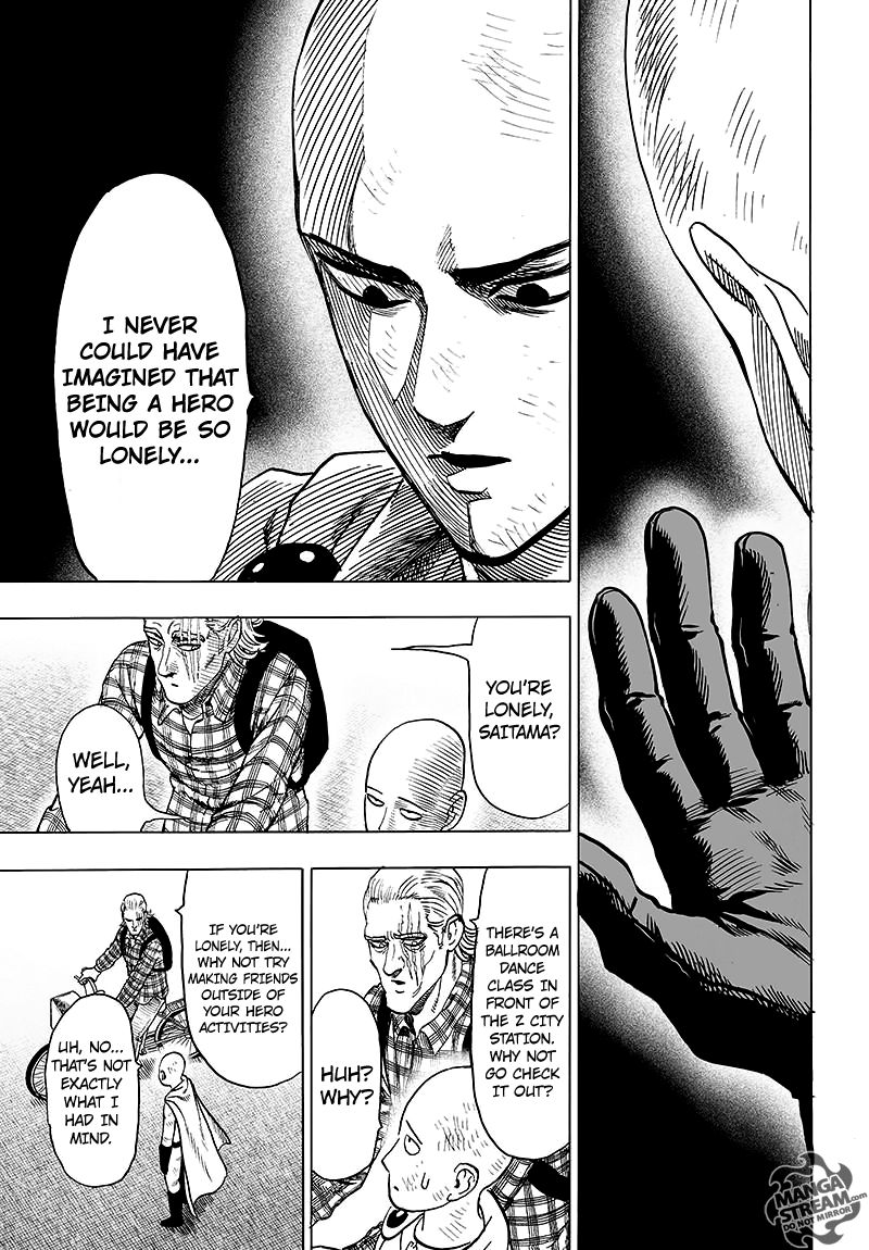 One Punch Man Chapter 77 Read Online Image 9