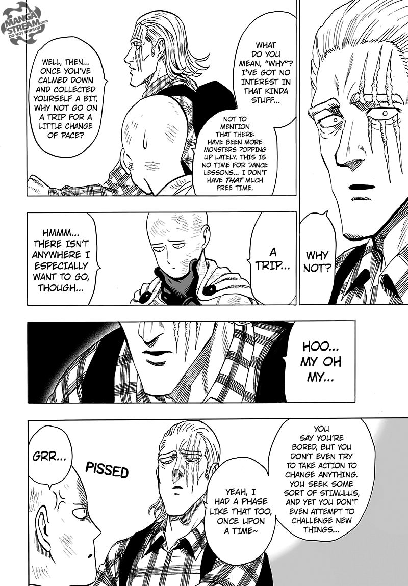 One Punch Man Chapter 77 Read Online Image 10