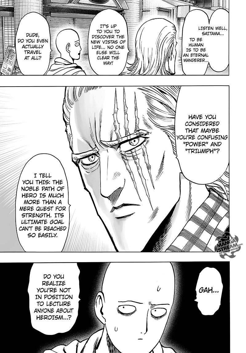 One Punch Man Chapter 77 Read Online Image 11