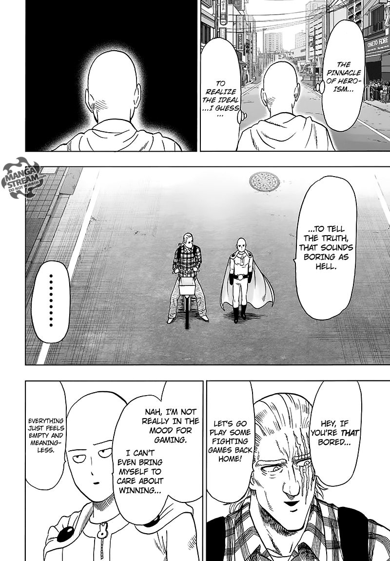 One Punch Man Chapter 77 Read Online Image 14