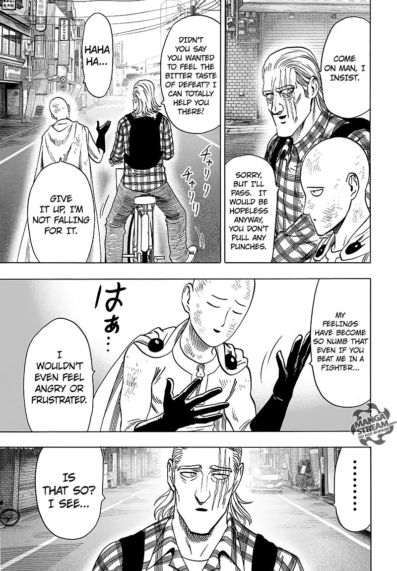 One Punch Man Chapter 77 Read Online Image 15