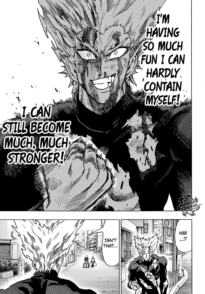 One Punch Man Chapter 77 Read Online Image 23