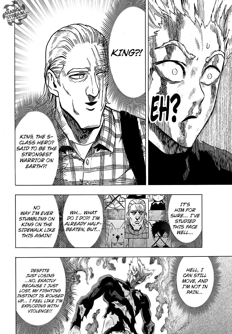 One Punch Man Chapter 77 Read Online Image 24