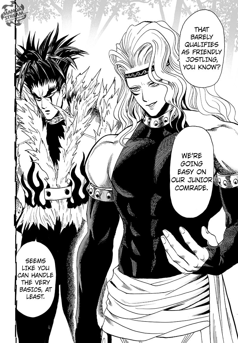 One Punch Man Chapter 78 Read Online Image 12
