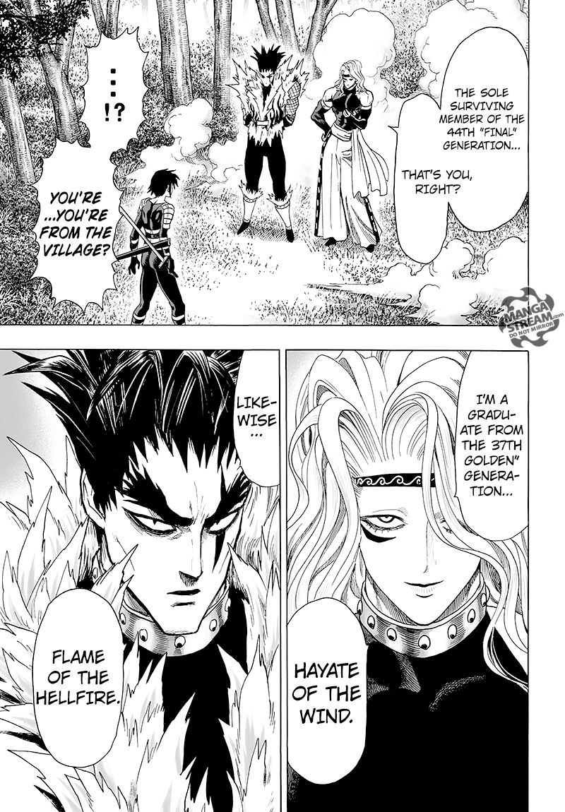 One Punch Man Chapter 78 Read Online Image 13