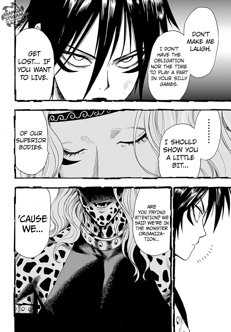 One Punch Man Chapter 78 Read Online Image 18