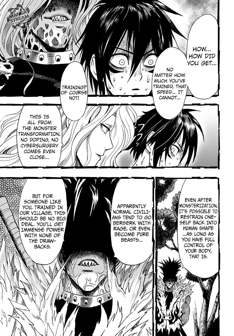 One Punch Man Chapter 78 Read Online Image 21