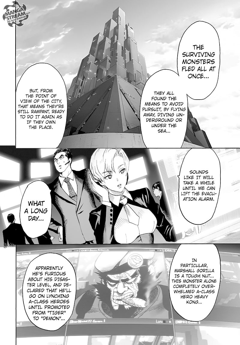 One Punch Man Chapter 78 Read Online Image 26